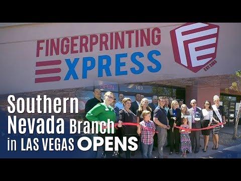 Fingerprint & Background Check Services in Las Vegas NV [Walk-Ins Welcome]