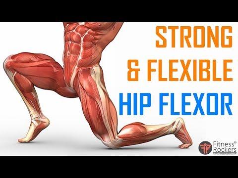 HINDU PUSH UP (7/12 - पार्श्व दंड) | Workout to get strong & flexible Hip Flexors
