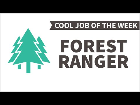 Cool Job of the Week: Forest Ranger