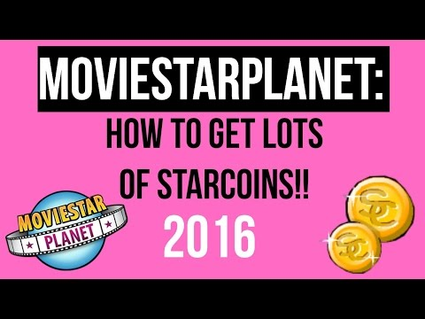 HOW TO GET STARCOINS ON MSP 2016!! | Sparklyvampire123