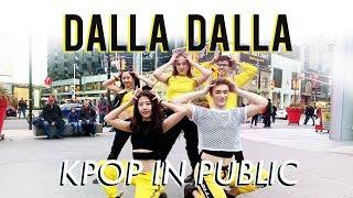 Download [KPOP PUBLIC DANCE] ITZY 달라달라 ″DALLA DALLA″ [R.P.M] Video