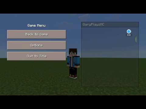√How To make A Moon or A Sphere (Minecraft Pocket Edition)