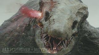 Kong: Skull Island |2017| Battle Scenes [Edited]