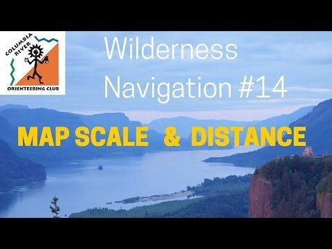 Wildernesss Navigation #14 - Map Scale
