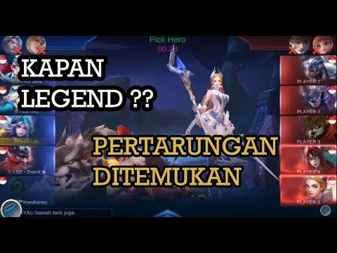 Kapan Legend ? |  Mobile Legends Bang Bang