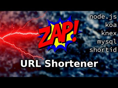 How to make a URL Shortener in JavaScript