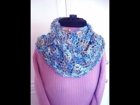 Easy Crochet Scarf Heartwarming Scarf By Red Heart Yarn Pattern