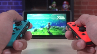 What We Learned After 48 Hours with Nintendo Switch