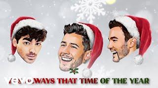 Jonas Brothers - Like It's Christmas (Lyric Video)