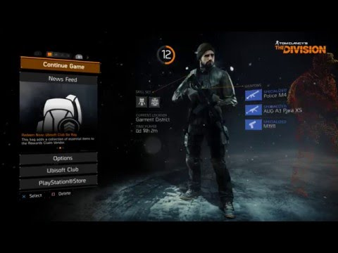 Possible Solution to Server Error: Delta 20010186 (The Division)