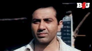 Ghatak  Fight Scene | Sunny Deol, Meenakshi Seshadri | B4U Mini Theatre