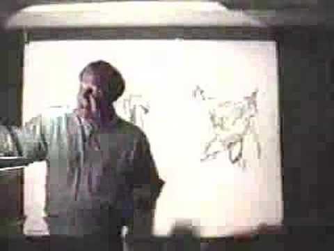 Animator Glen Keane lecture part 10
