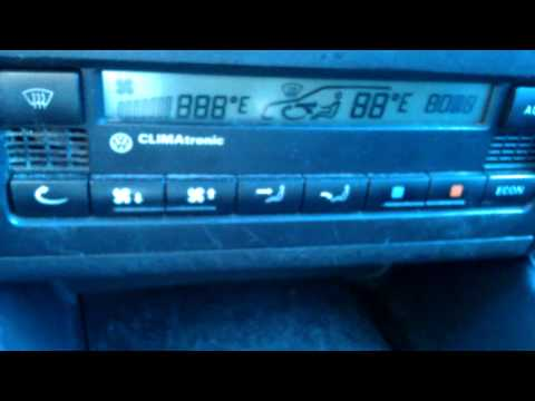 Climatronic VW Golf IV Problem - PakVim net HD Vdieos Portal