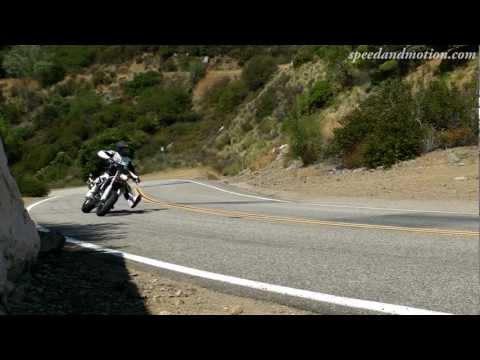 Yamaha R1 and Suzuki Supermoto passes
