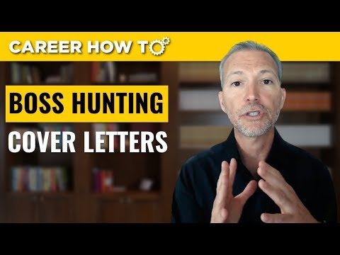 Cover Letter Sample: Learn to Boss Hunt with these Templates