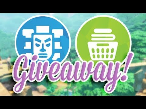 THE SIMS 4 PACK GIVEAWAY | JUNGLE ADVENTURE + LAUNDRY DAY STUFF! (CLOSED)