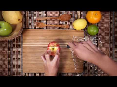 How to keep a cut Apple fresh
