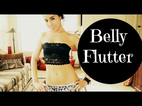 Learn to belly dance: how to do the belly flutter