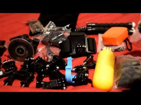 Unboxing & Review: Lextreme 45-in-1 GoPro Accessory Bundle