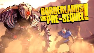 Red Belly Battle ★ Borderlands: The Pre Sequel [Ep.11]