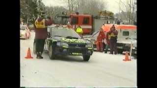 1996 Swedish Rally, part 1