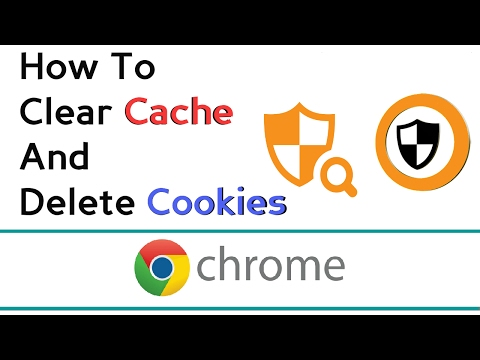 How To Clear Cache And Delete Cookies In The Chrome