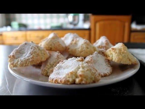 Amaretti biscuits recipe