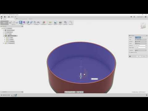 Fusion 360 how to make a basic item