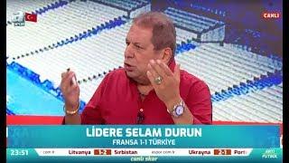 Fransa 1 -  1Türkiye  Erman Toroğlu Maç Sonrası Yorumları / A spor