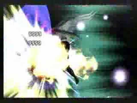 Final Fantasy VIII - Squall - Lion Heart
