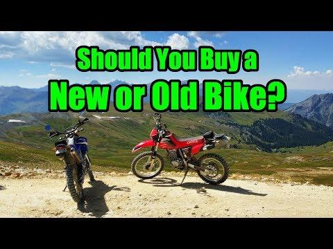 Should You Buy a New Bike or Old Bike?