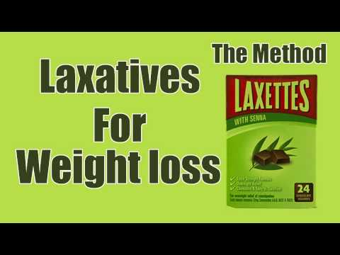 How To Use Laxatives For Weight Loss [Method]