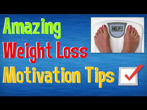 How to Stay Motivated to Lose Weight Successfully | The BEST Weight Loss Motivation Tips & Tricks