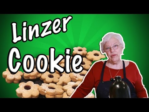Linzer Cookie: Nana's Cookery Tips & Tricks