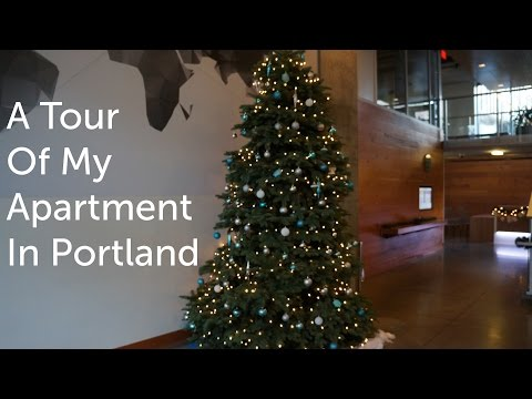 A Tour Of My Apartment In Portland