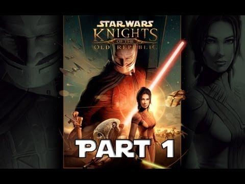 1 | Let's Play Star Wars: KOTOR Character Creation