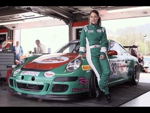 Rebecca reviews her Porsche 911 Cup car | TELEGRAPH CARS