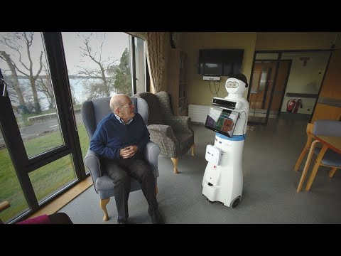 Me and Mario: robots that care