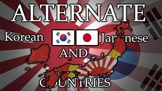 Download Alternative KOREAN and JAPANESE Countries Video