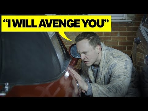 How You React When Someone Dents Your Car