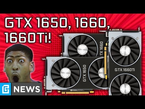 GTX 1660 Ti CONFIRMED! Price, Release Date, 1650?!