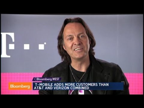 AT&T, Verizon Plans Are Short-Term Trickery: T-Mobile CEO