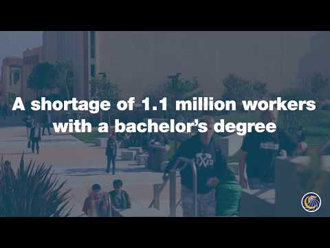 California Community Colleges Bachelor's Degree Program