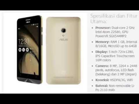 Harga HP ASUS Zenfone 5