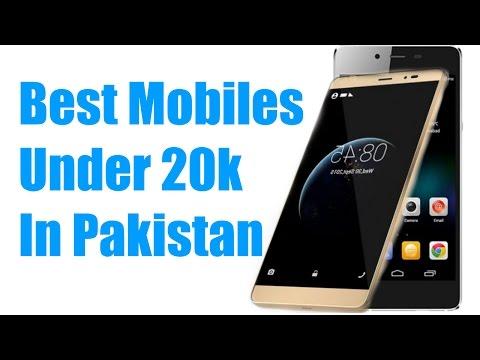 Top 5 Best Mobiles Phones Under R.S 20000 In Pakistan 2017