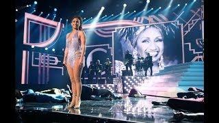 Jennifer Lopez - Homenaje a Celia Cruz- American Music Awards 2013
