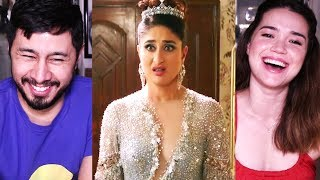 VEERE DI WEDDING | Kareena Kapoor Khan | Sonam Kapoor | Trailer Reaction!
