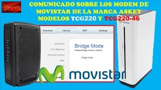 Asociar Router HFC de Movistar junto a Mikrotik - PakVim net