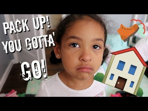 KICKED OUT THE HOUSE PRANK!