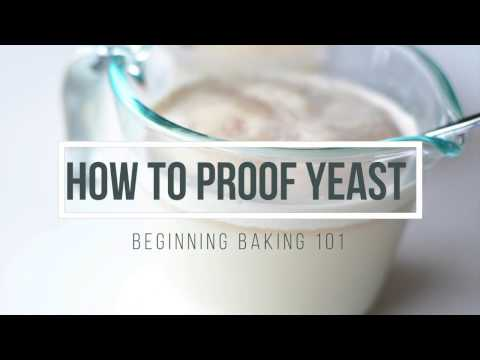 How to Proof Yeast and Why You Want to